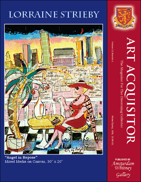 ART ACQUISITOR 2016 COVER
