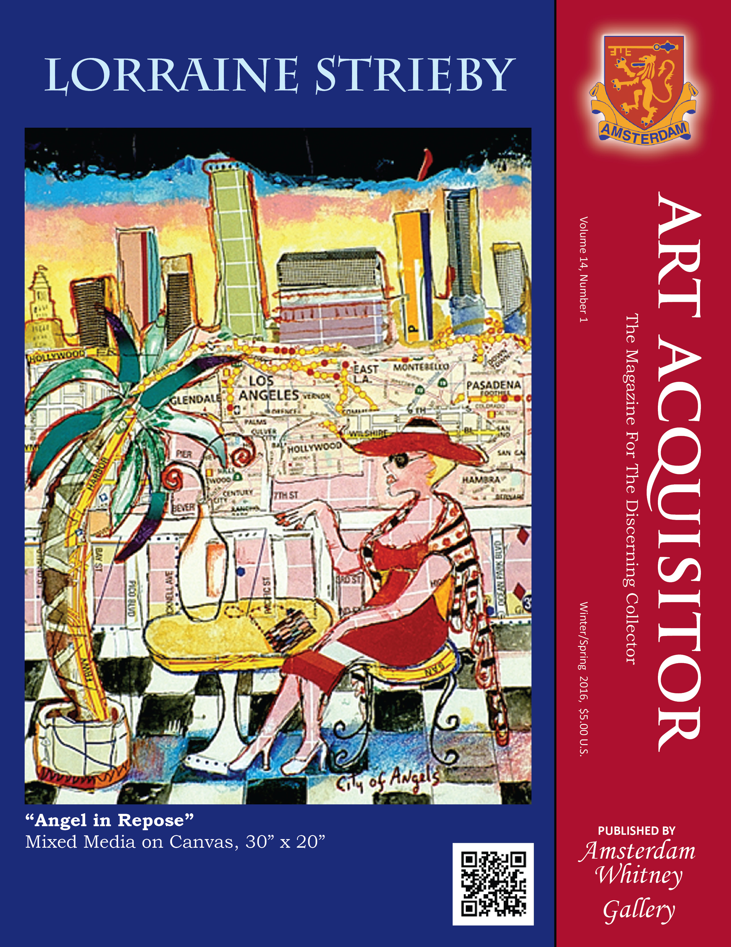 ART ACQUISITOR COVER 2016